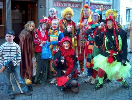 EHBO koffer carnaval