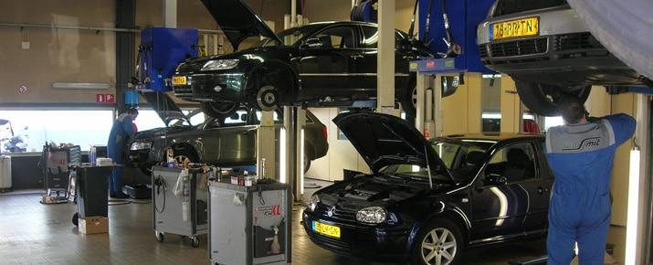 EHBO-koffer voor garage