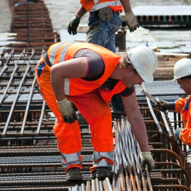 EHBO-doos voor bouwvakkers