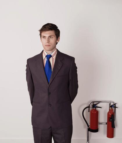 Is het keuren van brandblussers en brandslangen verplicht