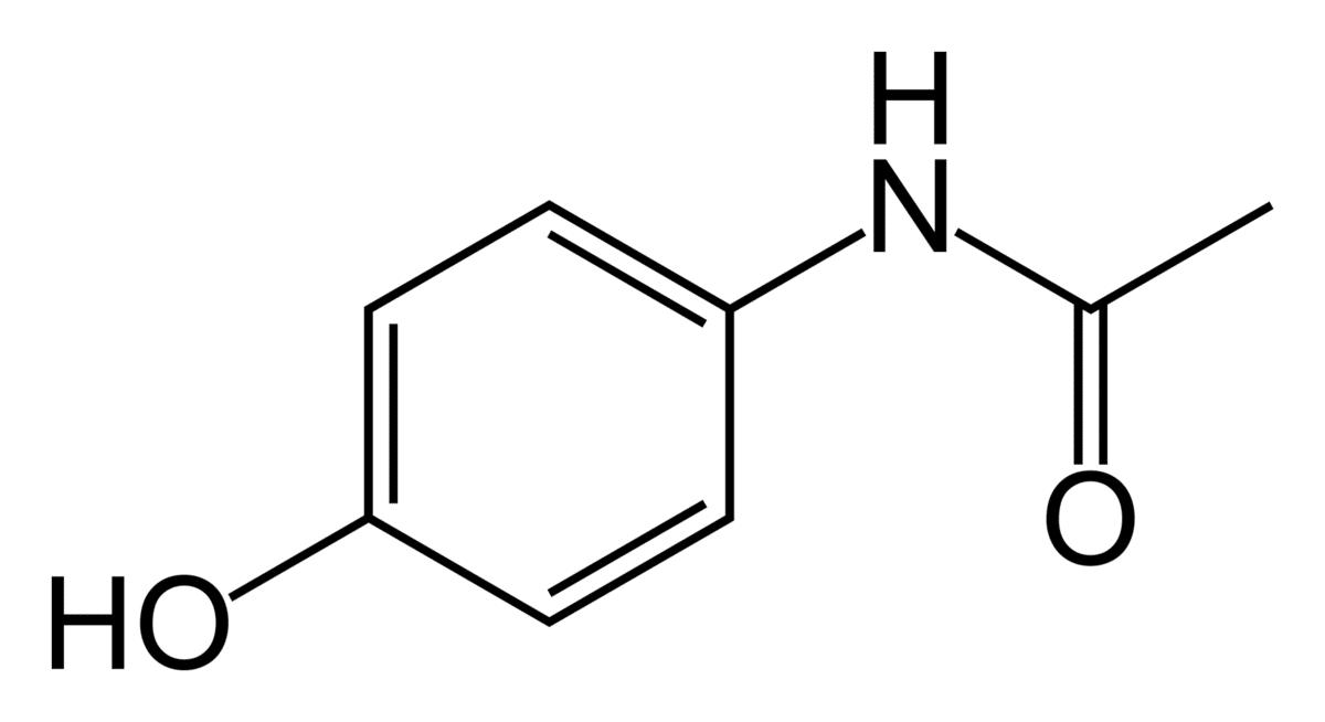 Hoe werkt paracetamol?