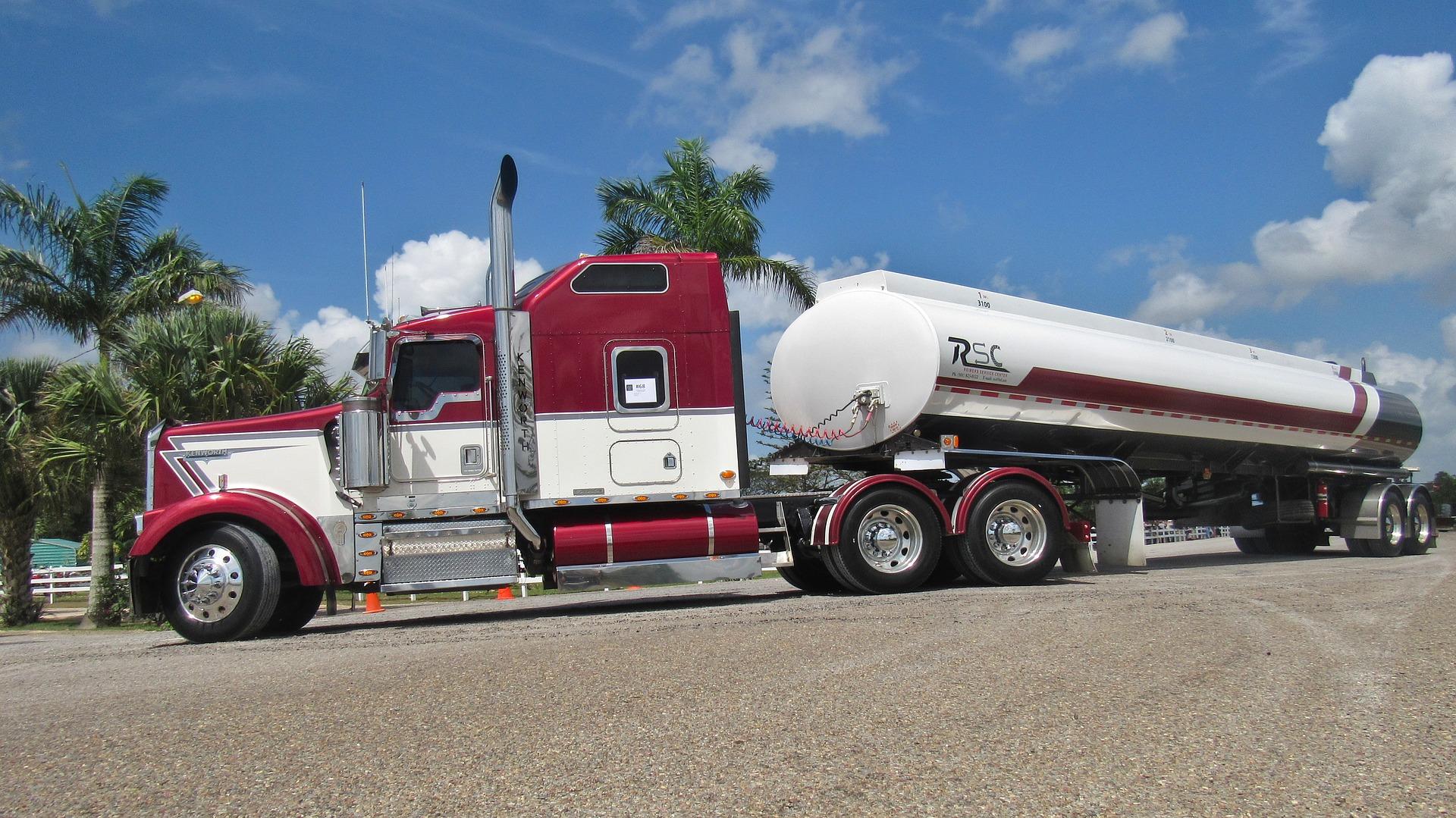 EHBO-koffer vrachtwagen