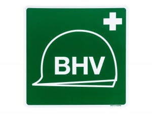 pictogram bord bhv