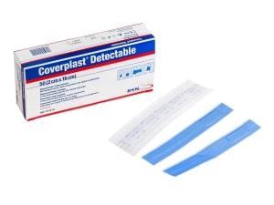 Coverplast detecteerbare vingerpleister