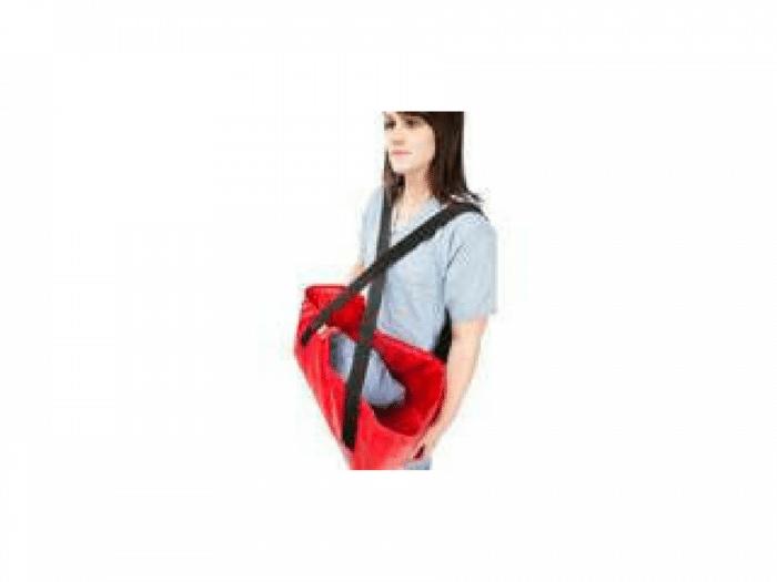 Baby evacuatie draagtas