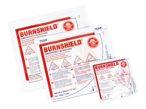 Brandwonden Kompres Burnshield
