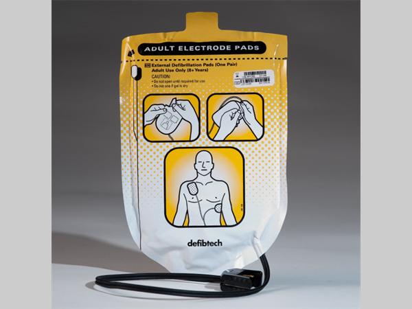 Defibrillator elektroden - Defibtech Lifeline