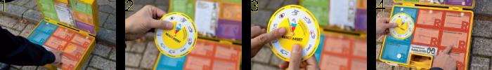 EHBO-koffer Sport Kleurenwijzer uitleg