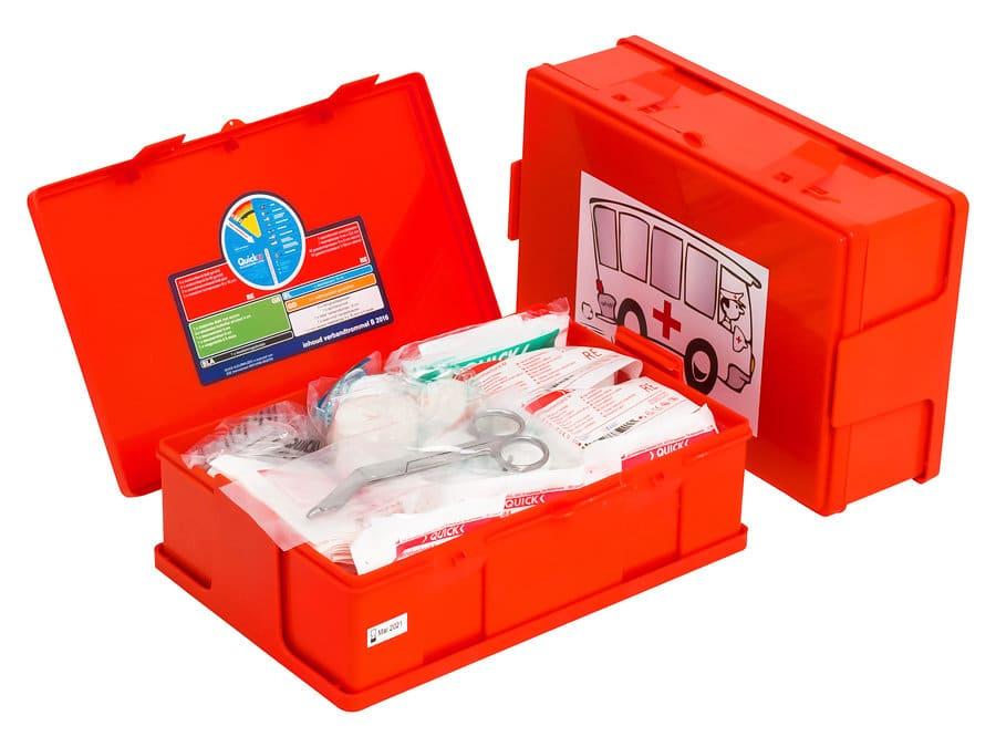 EHBO-koffer voor kinderen