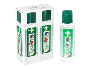 Oogspoelfles Cederroth 2x 500 ml