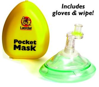 PocketMask Beademingsmasker