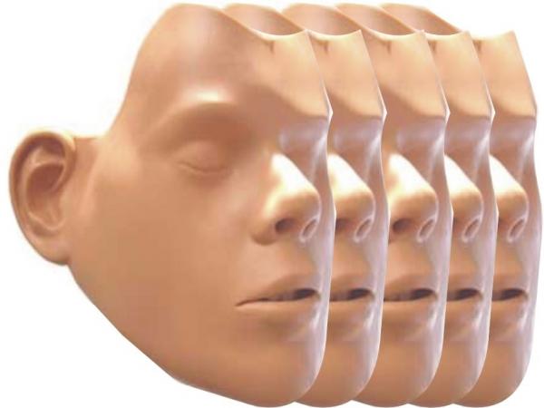 Reanimatie oefenmasker