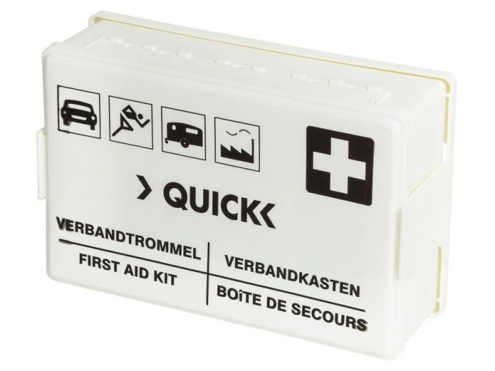 Lege EHBO-koffer D